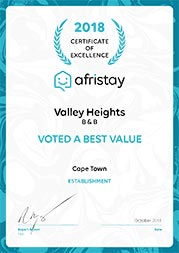 Best Value Award