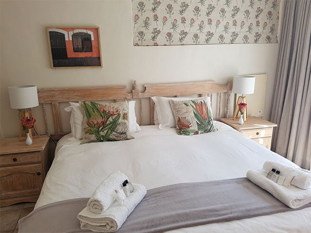Valley Heights Kenilworth Self Catering Twin